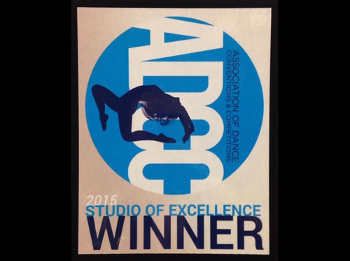 AADC Studio Excellece Winner 2015